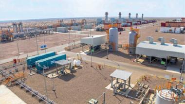 افتتاح محطة الرميلة للطاقة الكهربائية
