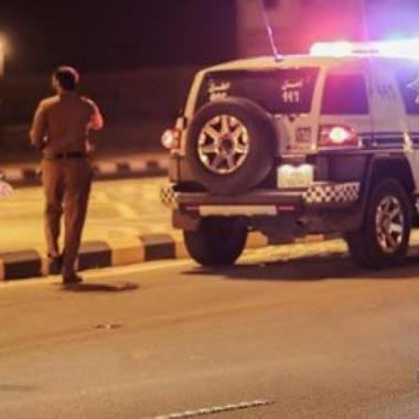 الأمن السعودي يسقط طائرة لاسلكية في حي ملكي