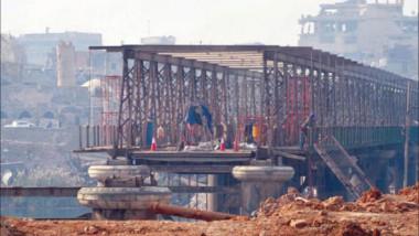 «الإعمار« تطلق عملية إعادة تأهيل (6) جسور في محافظة نينوى