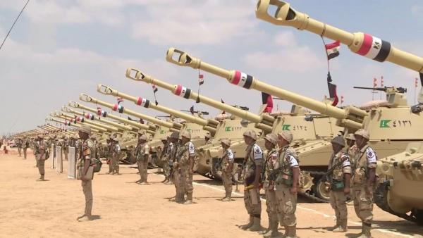 الجيش المصري يعلن مقتل 27 «إرهابيا» – جريدة الصباح الجديد