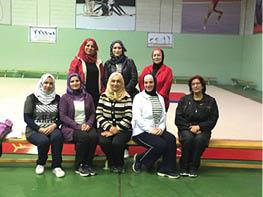 الدعم الحكومي شرط أساس  للنهوض بالرياضة النسوية