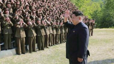 الربيع قادم من كوريا الجنوبية الى كوريا الشمالية