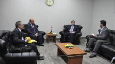 «السوداني»يبحث مع العمل الدولية دعم العمل النقابي في العراق