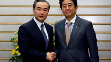 الصين واليابان تتعهدان بدء العلاقات بينهما من «نقطة جديدة»