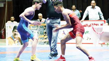 العراق يتوّج بكأس البطولة العربية للناشئين بالمصارعة الرومانية