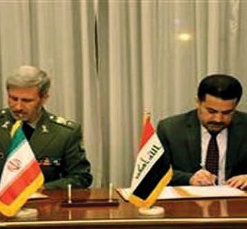 العراق يوقّع اتفاقا مع إيران لتطوير الصناعات الحربية والمدنية