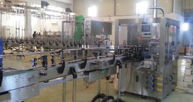 «الغذائية «تحقق مراحل متقدمة في تشغيل خط إنتاج الزيت السائل