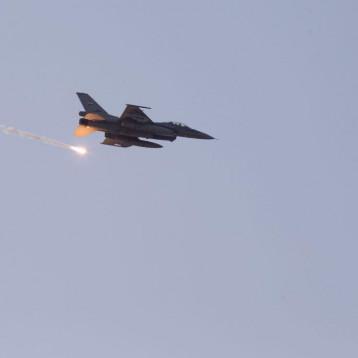 القوة الجوية العراقية تقتل 36 إرهابيا في سوريا
