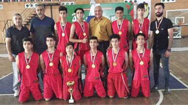 «المركز الوطني» يتأهل لنهائيات بطولة العراق لكرة السلة