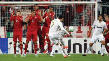 بايرن ميونيخ يواجه ريال مدريد وليفربول يلاقي روما