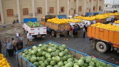 تراجع صادرات إيران الزراعية والغذائية إلى العراق