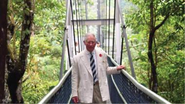 """""""جسر أمير ويلز"""" يثير الغضب"""