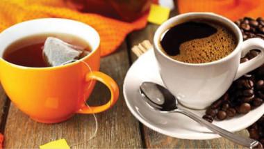 حقائق «مفاجئة» عن تأثير الشاي والقهوة