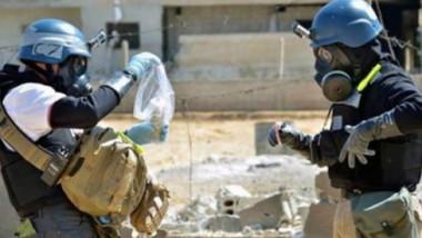 خبراء الأسلحة الكيميائية ينتظرون الضوء الأخضر من مجلس الأمن لدخول دوما