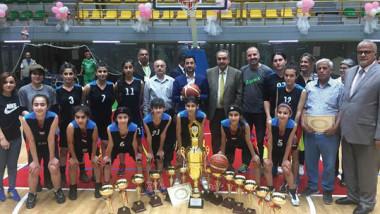 ختام ناجح لـ»كأس وزير الشباب والرياضة» لسلة النساء