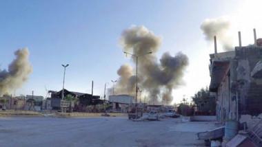 روسيا تنفي قصف النظام السوري الكيمياوي لدوما