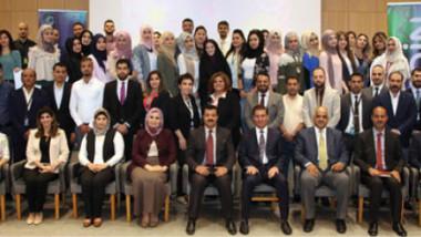 زين العراق تحتفل بتخرج الطلاب المتفوقين من الدورة التدريبية