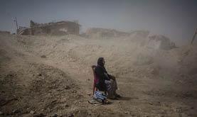 صورتان لمعارك الموصل تفوزان بجائزة في أمستردام
