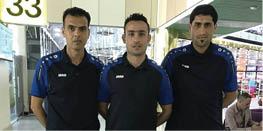 طاقم عراقي يقود لقاء بنغالور وأزوال في كأس الاتحدا الآسيوي