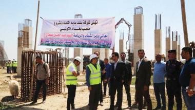 عبطان يعلن استئناف العمل بملعب بغداد الدولي 65 ألف متفرج