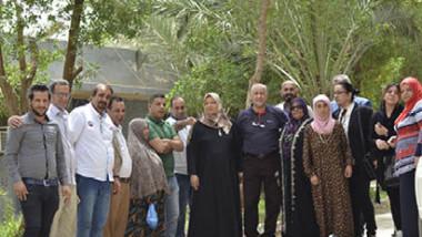 قصة حب عراقية عنوانها دار المسنين