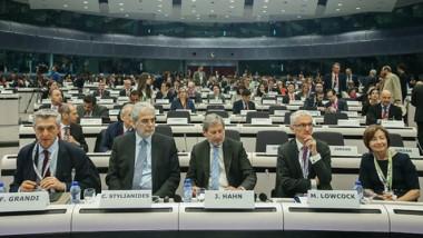 مؤتمر أوروبي – أممي لزيادة المساعدات الإنسانية لنازحي سوريا