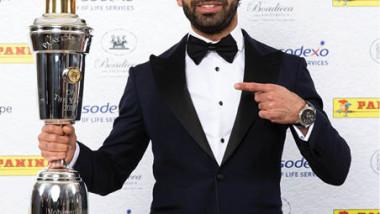 محمد صلاح يفوز بجائزة أفضل لاعب في إنجلترا
