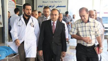 مدير عام صحة الرصافة يؤكد دعم مناطق الأطراف بالخدمات الطبية والصحية