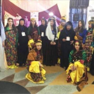 مشاركة 100 سيدة من جميع المكونات في مهرجان التراث للسلام