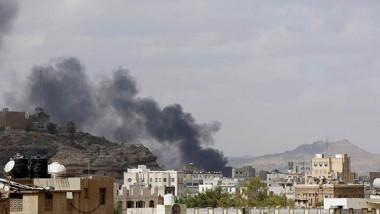 مصرع حوثيين بينهم قياديان في غارة للتحالف العربي