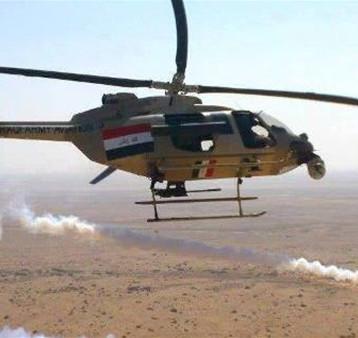 مقتل الرجل الثاني في داعش بقصف عراقي جديد داخل سوريا