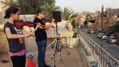 """موسيقى وأفلام في مهرجان """"تركيب"""" بغداد للفنون المعاصرة"""