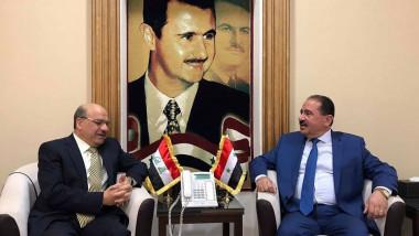 العراق وسوريا يبحثان تعزيز آليات قطّاع النقل