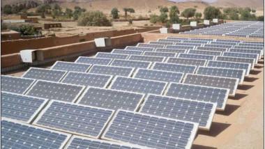 1000 ميغا واط انتاج العراق من الطاقة الشمسية