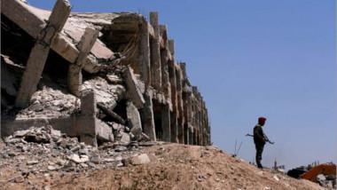 30 مدنياً في قصف النظام السوري الأخير لدوما