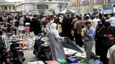 أسواق بغداد ورمضان