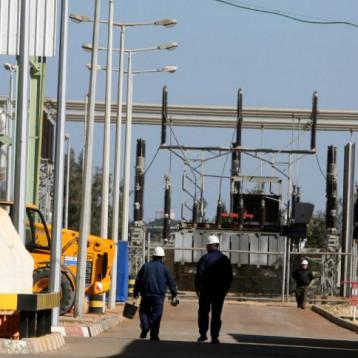 إعادة التيار الكهربائي الى وضعه السابق بعد تحديد في الإنتاج