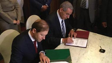 اتفاق مصري – روسي لإنشاء منطقة صناعية بـ7 بلايين دولار في بورسعيد
