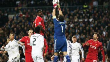 التاريخ يساند ليفربول أمام ريال مدريد