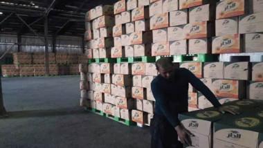 التجارة تخصص 1.5 تريليون دينار لتأمين مفردات التموينية