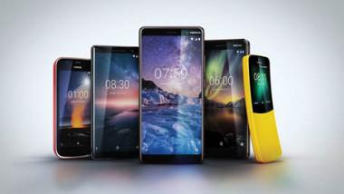 العالمية تقدم مجموعة جديدة من هواتف نوكيا الذكية HMD