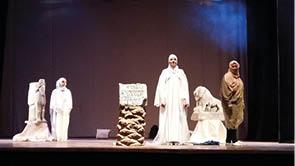 المسرح الوطني يستضيف المهرجان السينمائي المسرحي