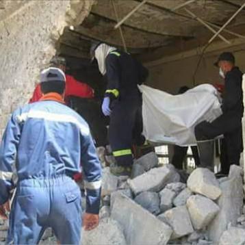 """انتشال مئات الجثث من """"قديمة"""" الموصل """"معظمها"""" لعناصر داعش وبعضها مفخخ"""