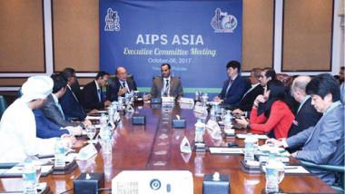 بروكسل تحتضن (كونغرس) الاتحاد الدولي للصحافة الرياضية AIPS