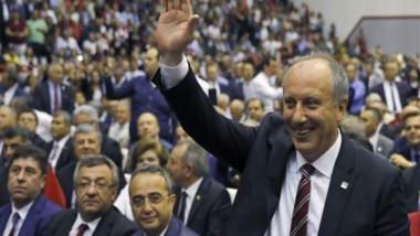 ترشيح «محرم إينجة» لخوض الانتخابات في تركيا