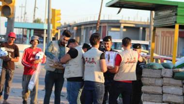 توزيع 1500 سلة غذائية للمتعففين خلال 5 أيام بأيمن الموصل