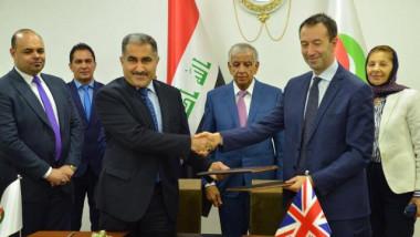 توقيع عقود شراكة نفطية مع ثلاث شركات عالمية