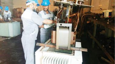 «ديالى» تواصل تجهيز كهرباء الصدر بمحولات التوزيع متعددة السعات