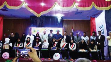 «شباب الصدر» تنفّذ مهرجان  فتاة المدينة المبدعة