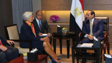 صندوق النقد يبدأ بمراجعة إصلاحات الحكومة المصرية